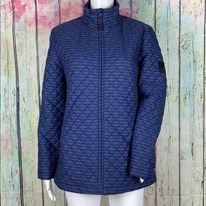 Ascend Quilted Lightweight Puffer Coat